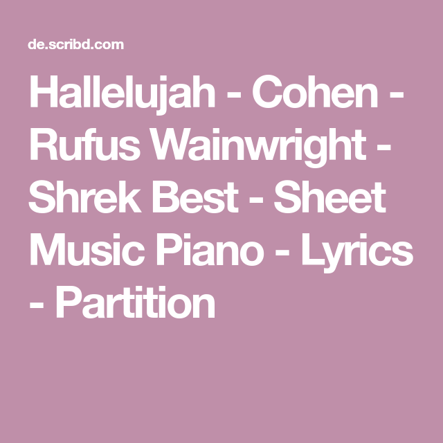Magnificent Hallelujah Chords Rufus Mold Basic Guitar Chords For