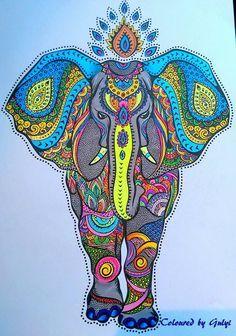 Resultado De Imagen Para Elefantes De La India Imagenes Pinterest Risunki Slon Eskiz