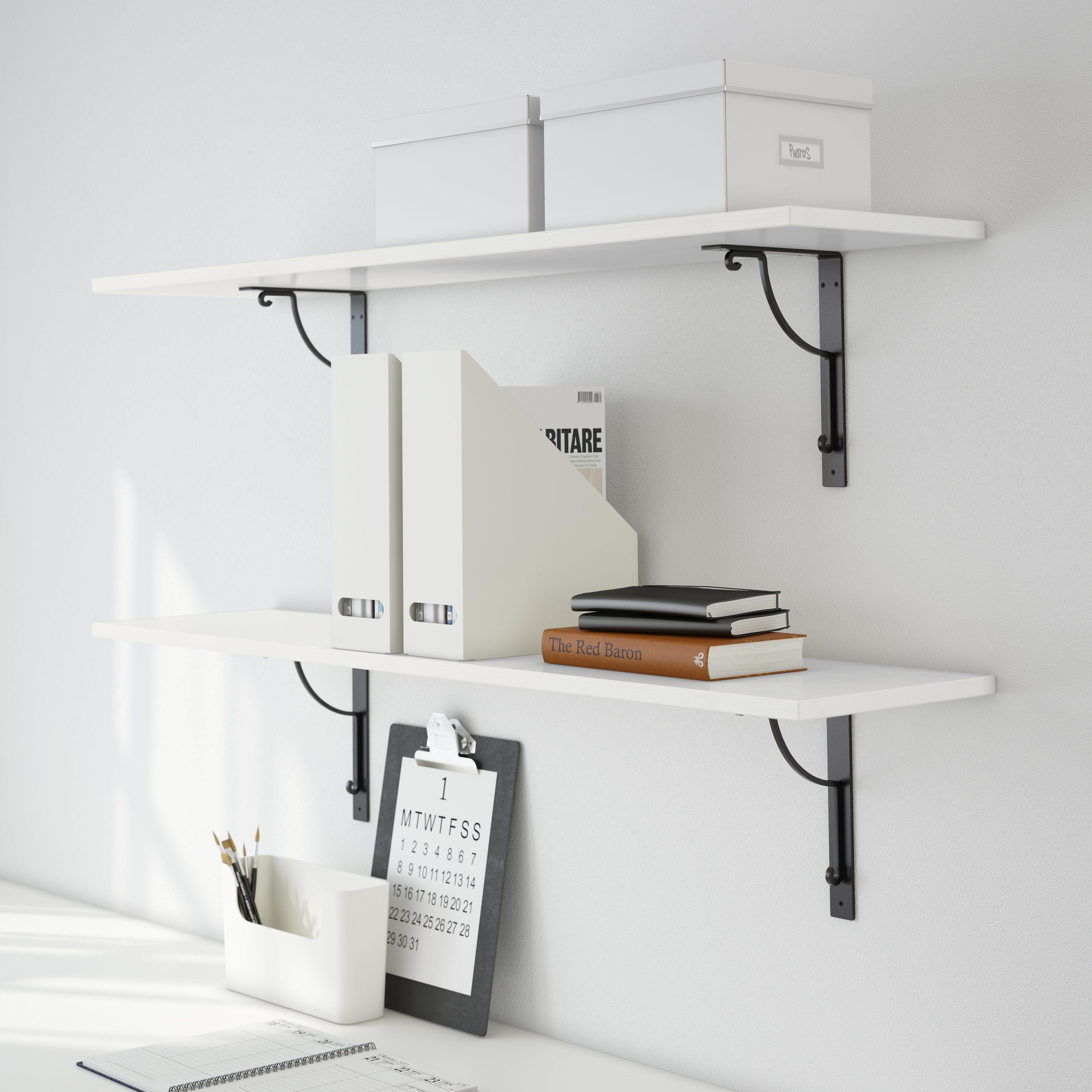 Ikea Nederland Interieur Online Bestellen Wandrek Wandplank Plank