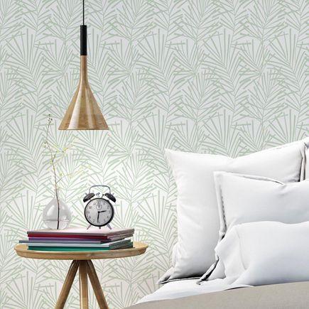 Papel pintado fabricado en tejido no tejido de superficie vinílica y