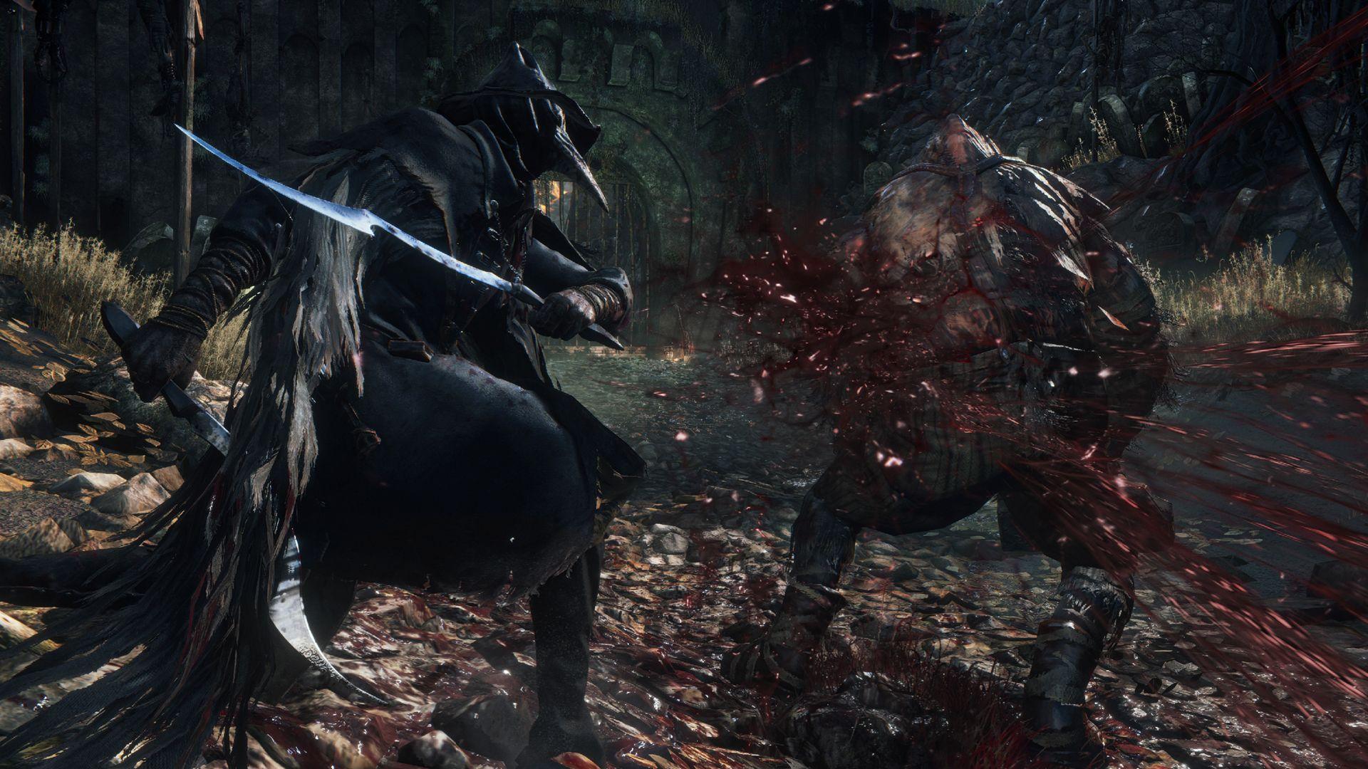 Bloodborne Review A Macabre Masterpiece Bloodborne Bloodborne