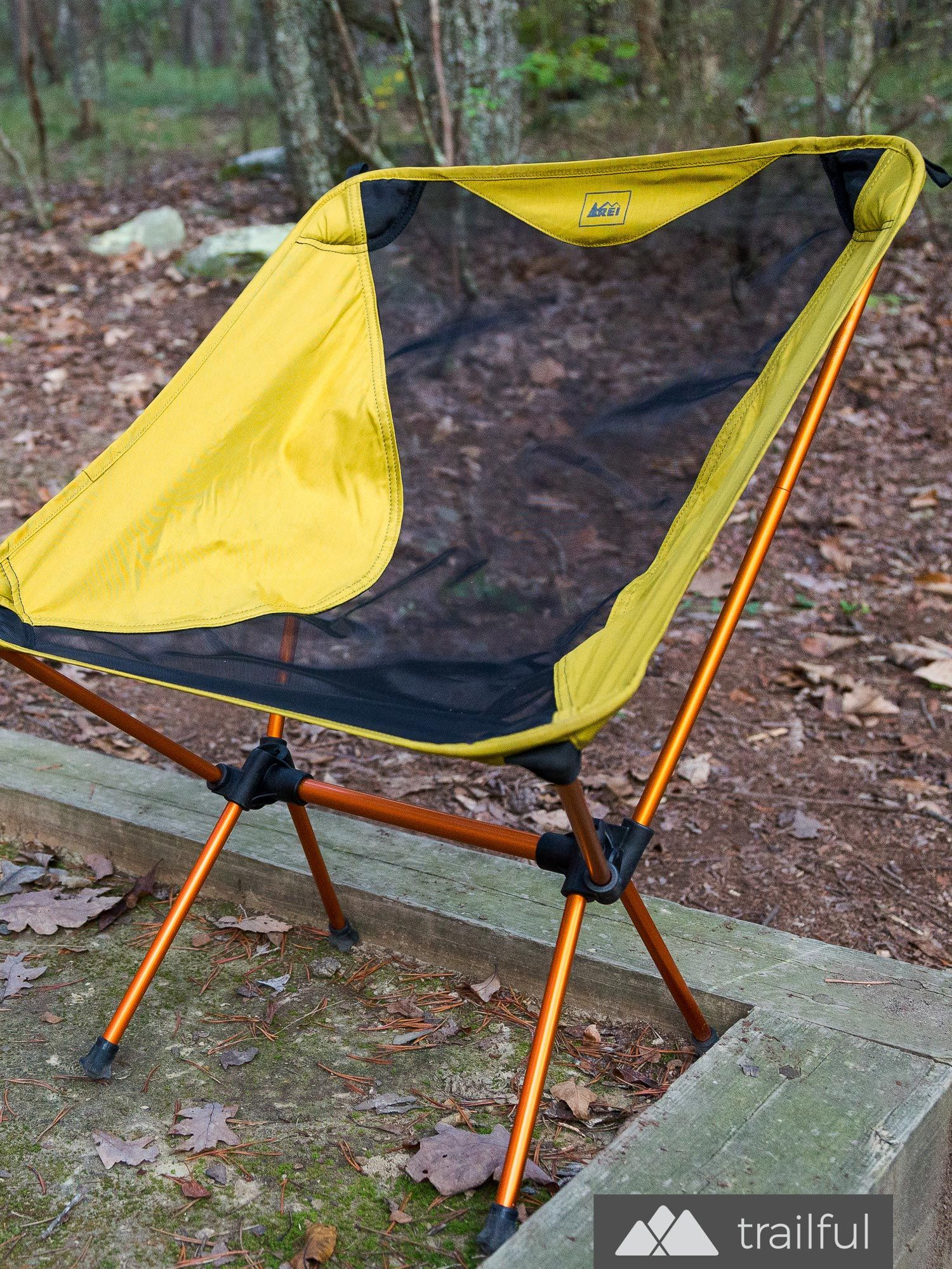 Our Favorite Lightweight Backpacking Chairs And Camp Furniture: The REI  Flexlite Chair Is Ultralight And