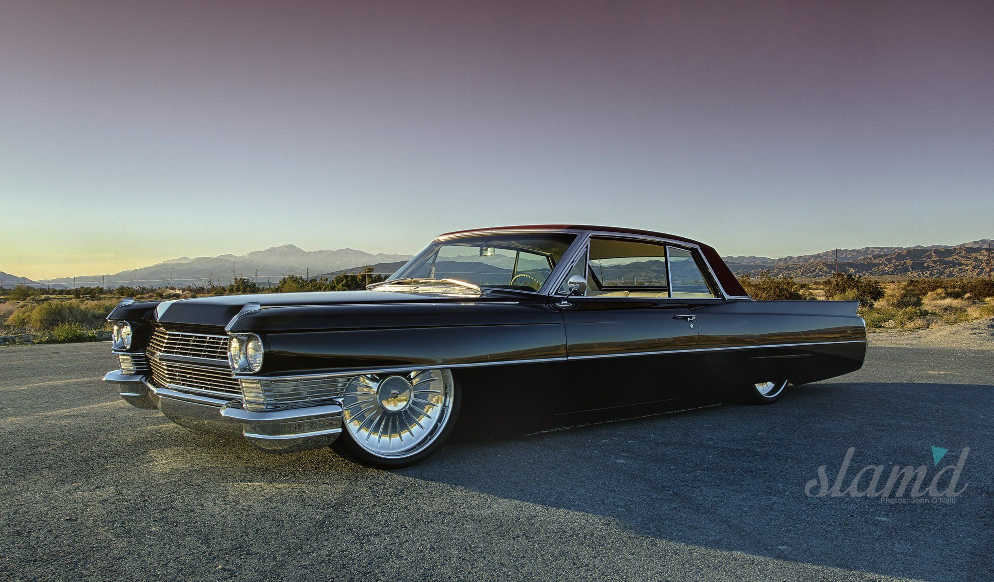 custom 1964 cadillac coupe deville old cars cadillac. Black Bedroom Furniture Sets. Home Design Ideas