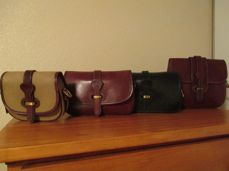 Second generation Dooney and Bourke bags(Green able)