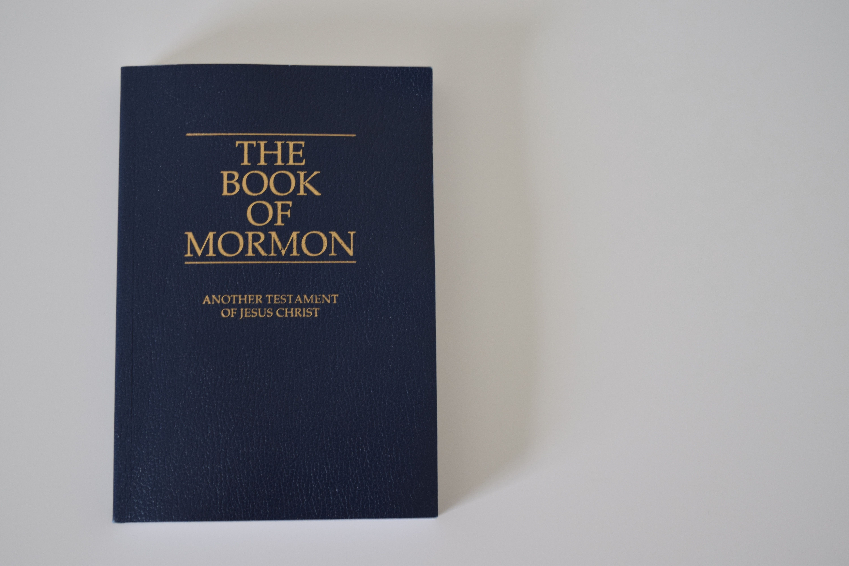 Book of Mormon. Scriptures. LDS. Mallory Hazel.