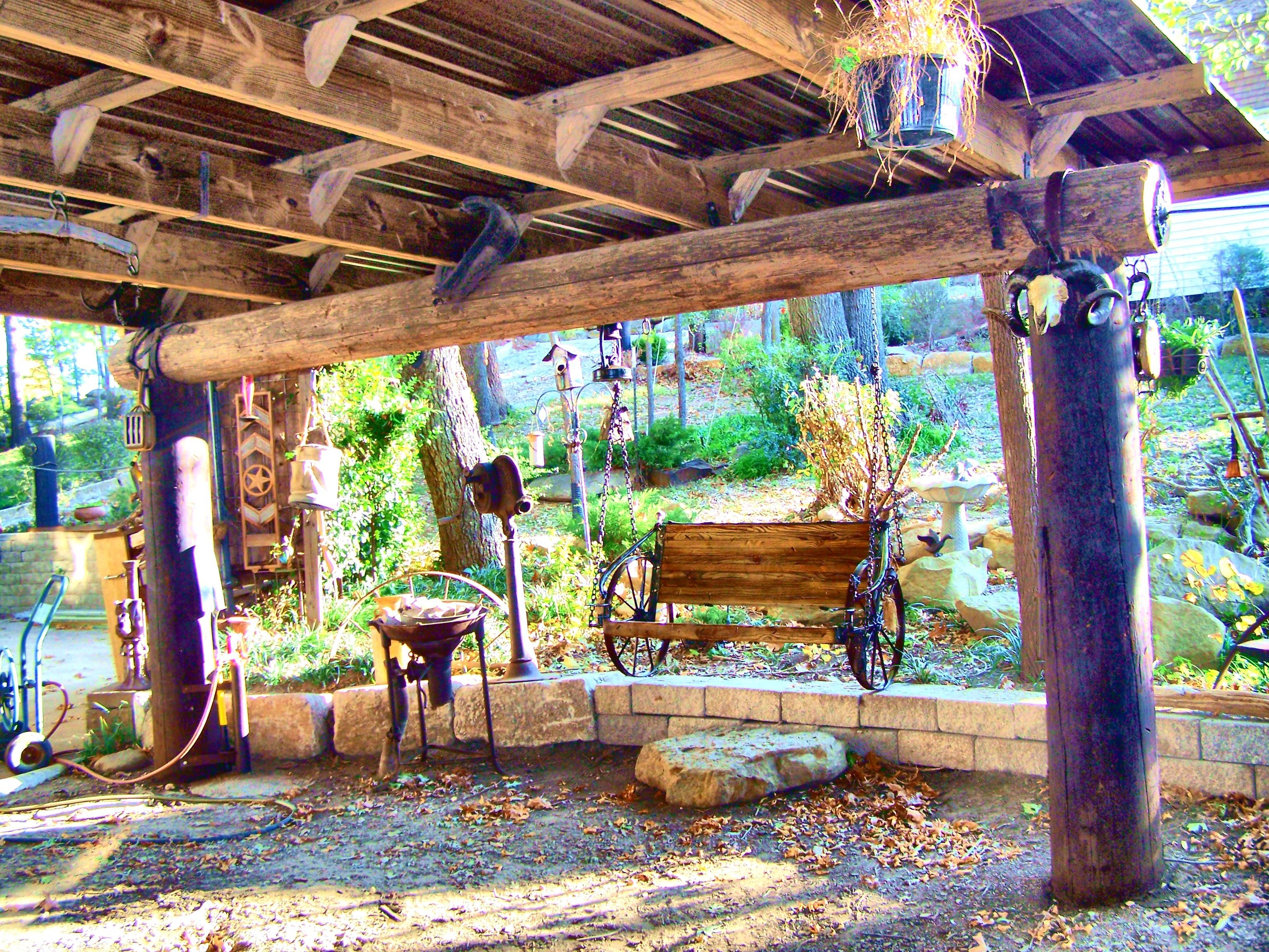 Shed Roof Attached To Shop Pergola Landscape Design Pergola Kits