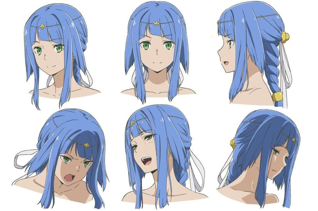 Artemis Va Maaya Sakamoto From Anime Danmachi Arrow Of The Orion Anime Character Design Danmachi Anime Anime Chibi