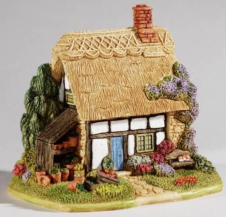 Parsley Cottage Bedfordshire Middle England Lilliput