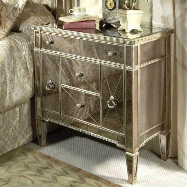 mirrored furniture.. | Habitación Vivis | Pinterest | Muebles ...