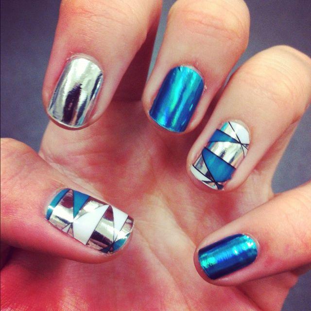20 Minx Nail Designs You Won\'t Miss   Best Minx nails ideas