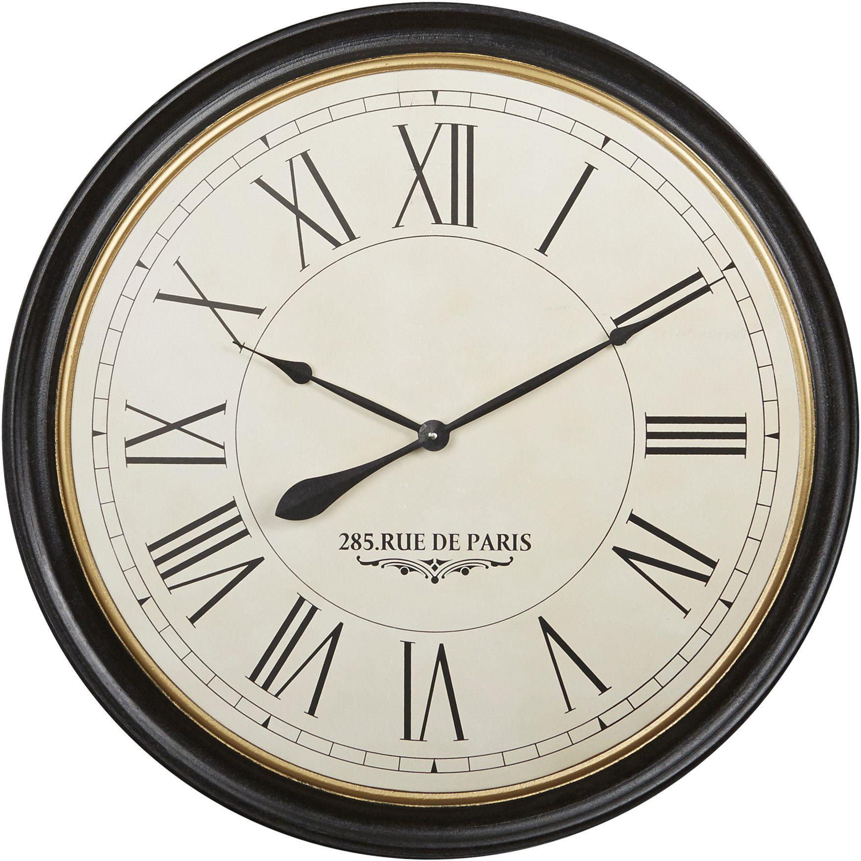 "31.5"" Wall Clock"