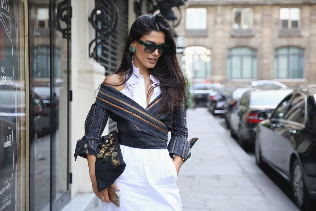 Found: 24 Breathtaking Street Style Pictures From Couture Fashion Week