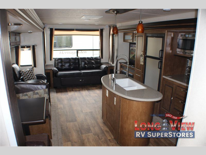 New 2017 Forest River Rv Wildwood 27reis Travel Trailer At
