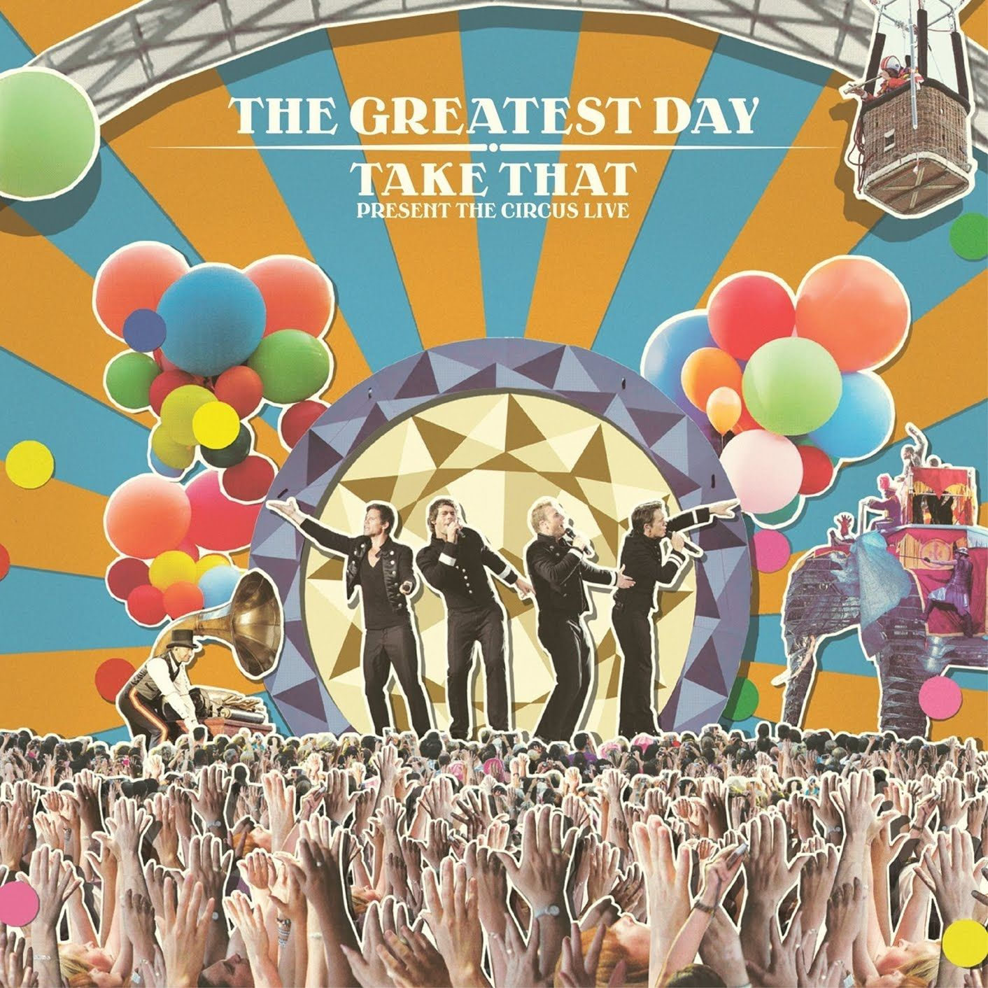 14 Greatest Day Take That Take That Band Greatful Cool Things To Buy
