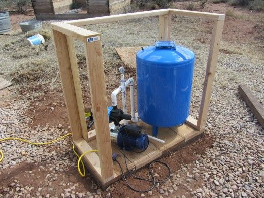 How To Build A Pump House Shed Water Well House House Water