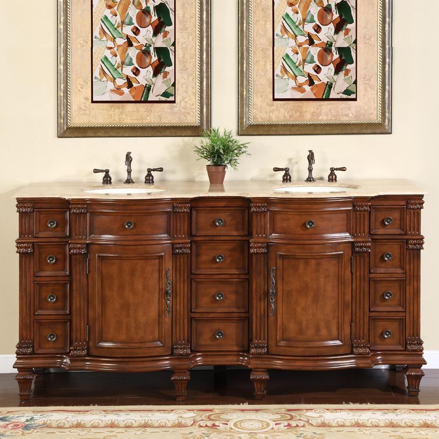 stone double values keywest crafted or in with vanities shown solid natural bathroom granite and side travertine hand inch sink vanity on over marble makeup stock models great tops htm