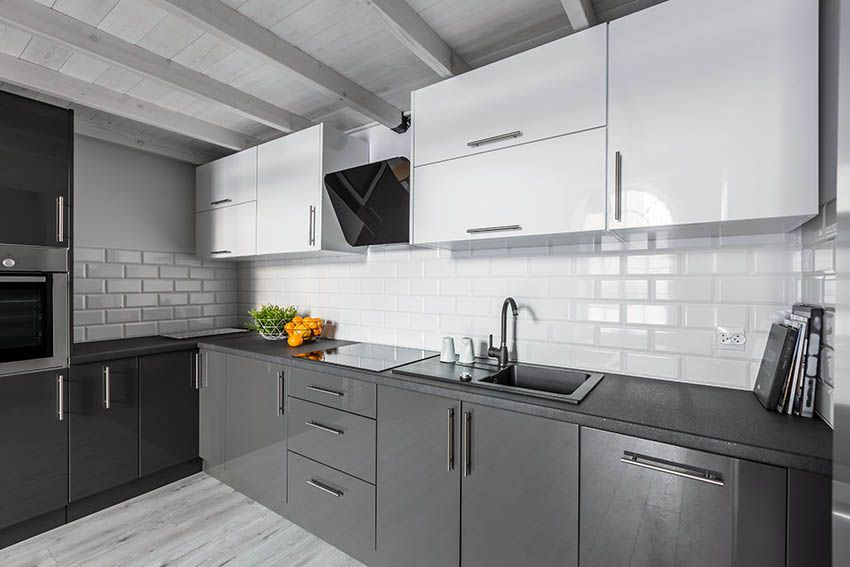 Kitchen Cabinet Styles Ultimate Guide Modern Kitchen Tiles Flat Panel Cabinets Kitchen Cabinets