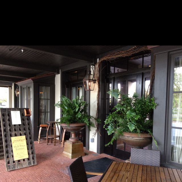 Delicious Restaurant Paradis In Rosemary Beach Florida