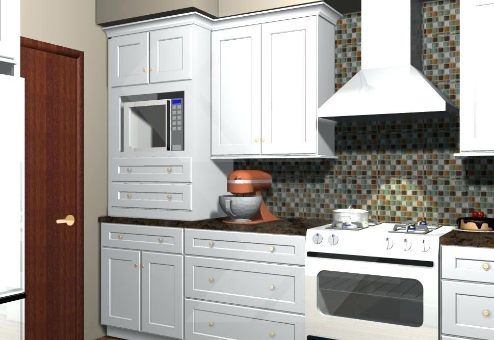 Kitchen Cabinets Base 18 Deep Dengan Gambar