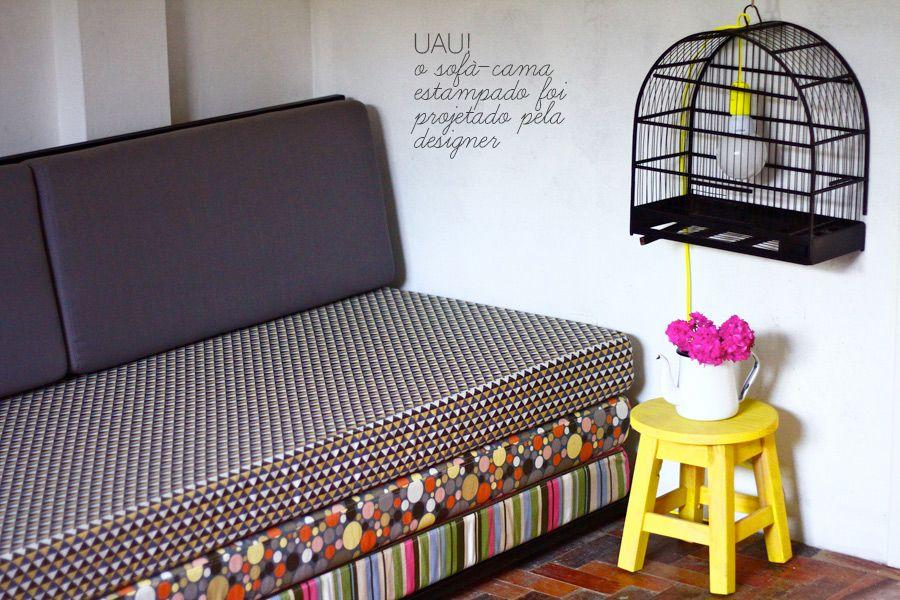 Bom bonito e barato luminaria diy sof cama e sof for Sofa cama bueno bonito y barato