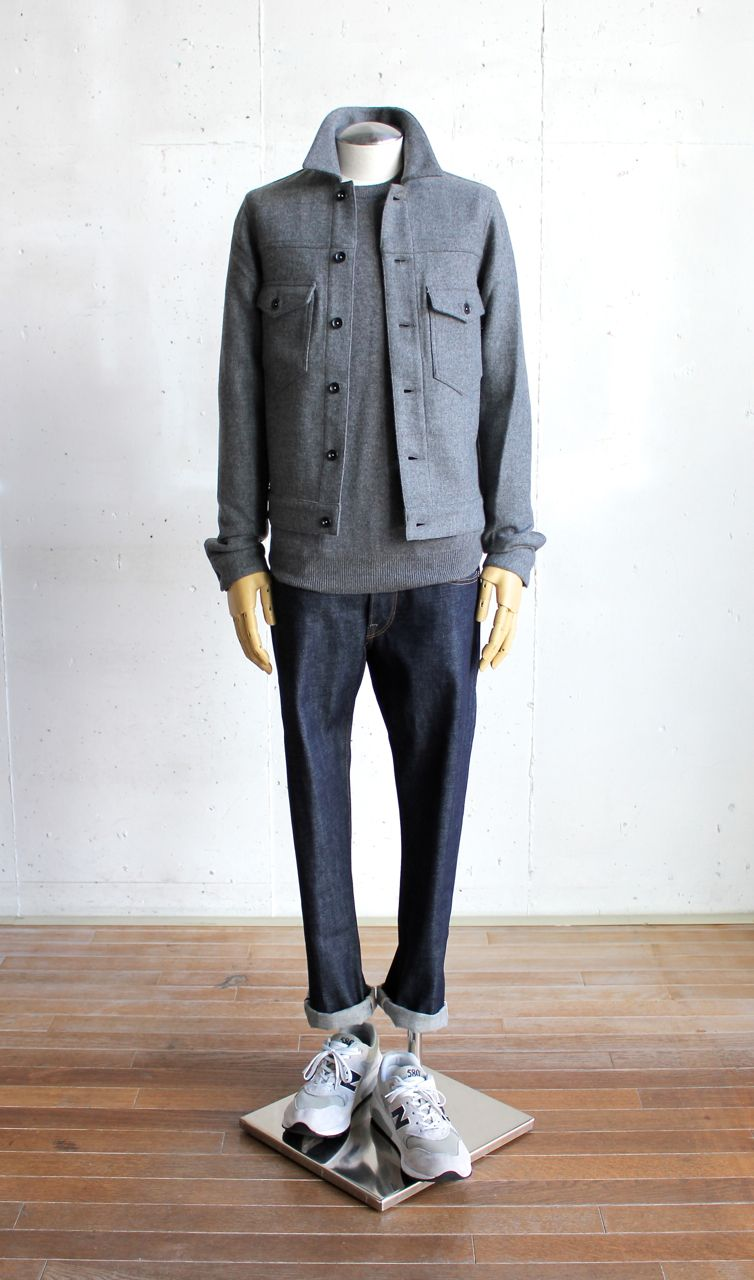 Suggestion of The Men's Autumn Ron Herman Denim