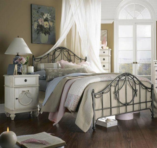 Schlafzimmer Einrichten Bett Design Möbel Ideen | Shabby Chic | Pinterest |  Shabby And Future