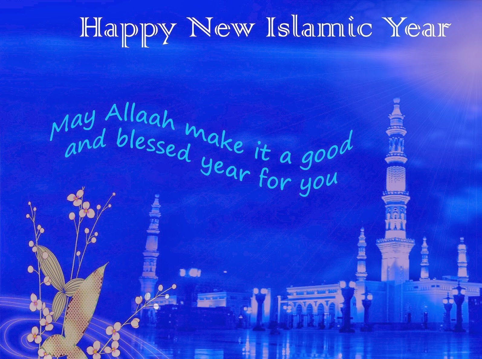 Charming Bidding Farewell To This Year U0026 Welcoming A Islamic New Year