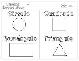 Resultado De Imagen De Figuras Geometricas Nivel Inicial Con