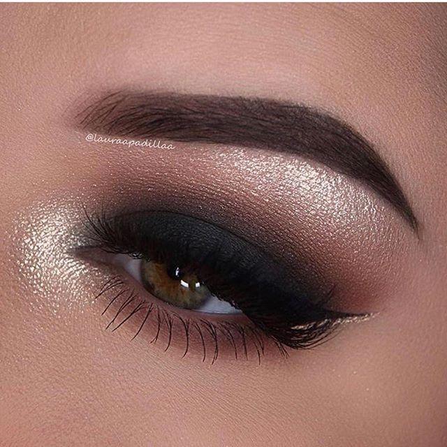 Stunning look smokey eye makeup ideas