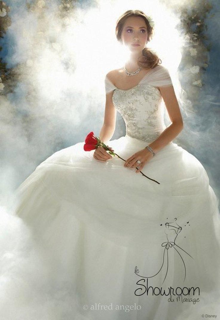 Robe de mariee princesse rouen