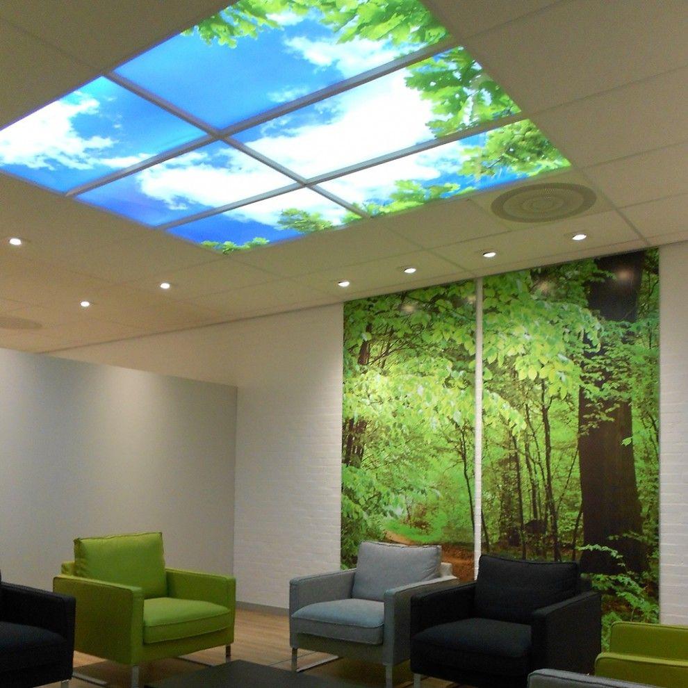 Healing Environment Zorg Plafond Lumick Van Raalte  # Meuble Tv Zorg