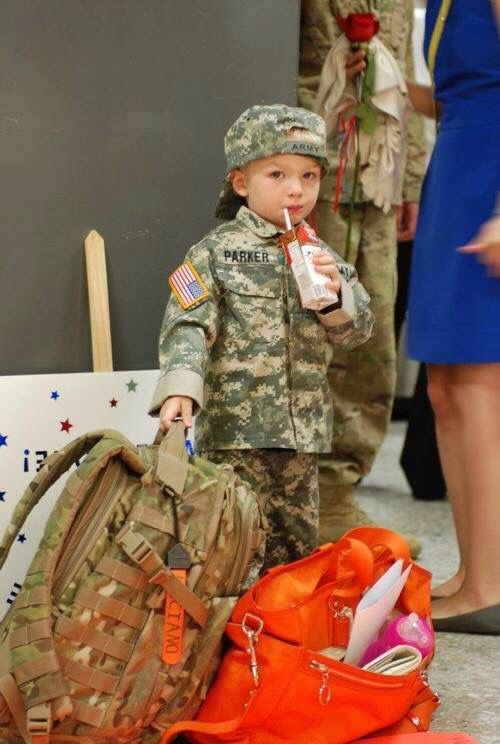 What Every Mother Sees When Her Son Is Sent Off To War -9720