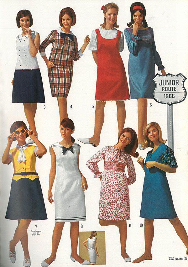 21197804cef MeTV Network | What women were wearing in the summer of 1966 ...