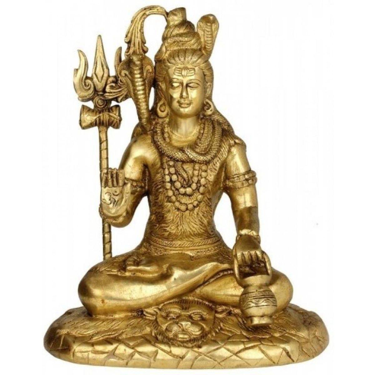 Shiva Blessing Murti / Statue
