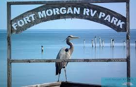 Fort Morgan Rv Park Rv Parks Fort Morgan Gulf Shores Alabama