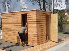 ger tehaus aufbau h uschen pinterest gartenhaus haus und garten. Black Bedroom Furniture Sets. Home Design Ideas