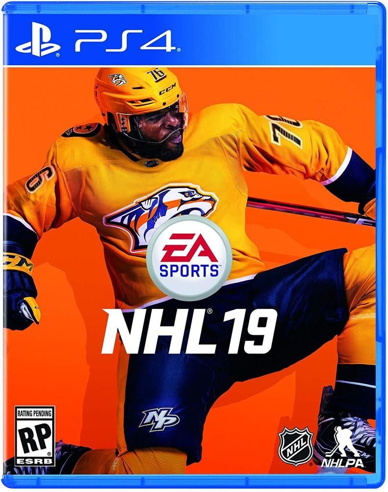 Nhl 19 Sony Playstation 4 New Sealed 2019 Hockey Game Presale 9 14