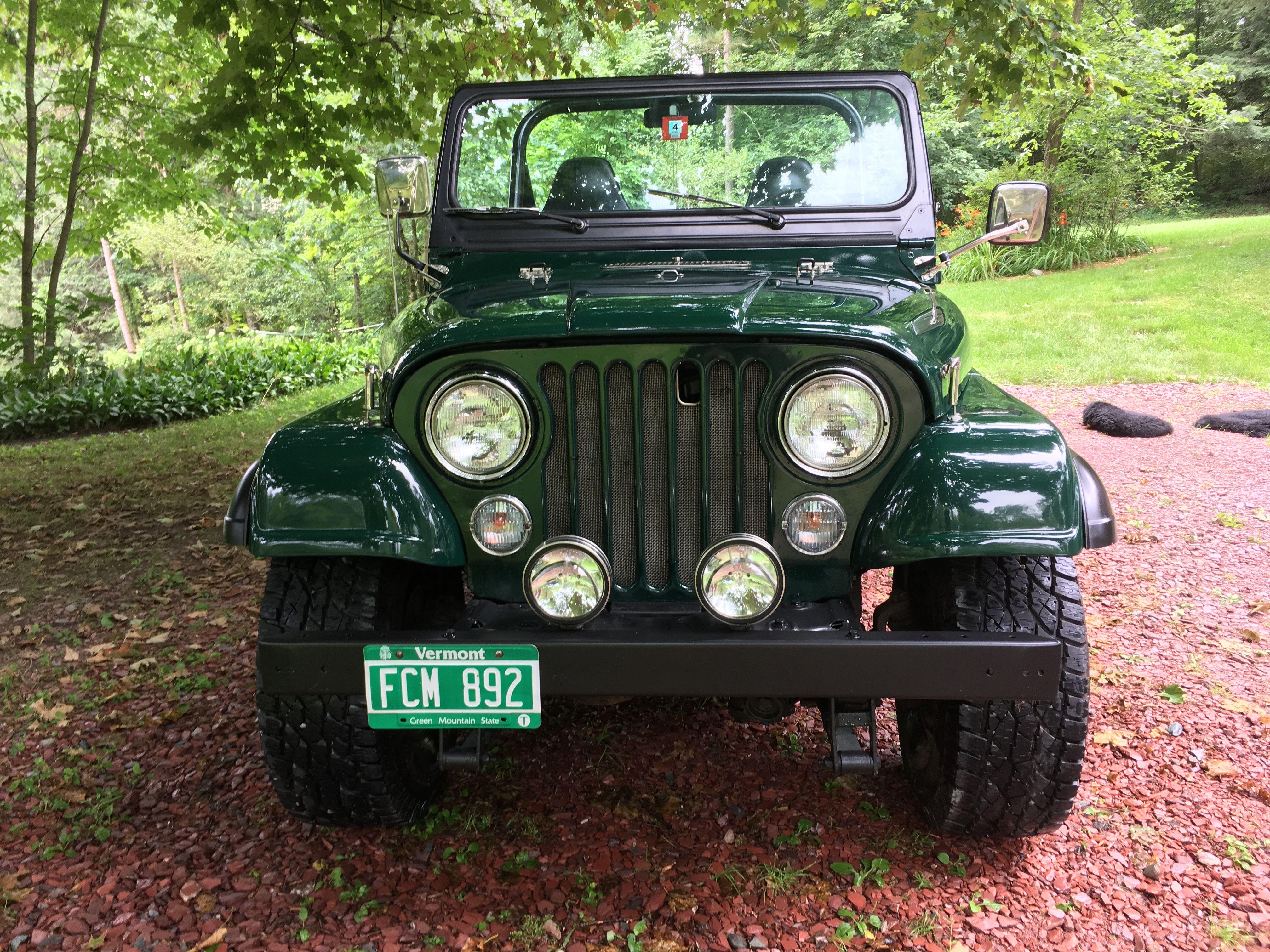 Full On Jeep Cj5 Old Jeep Jeep