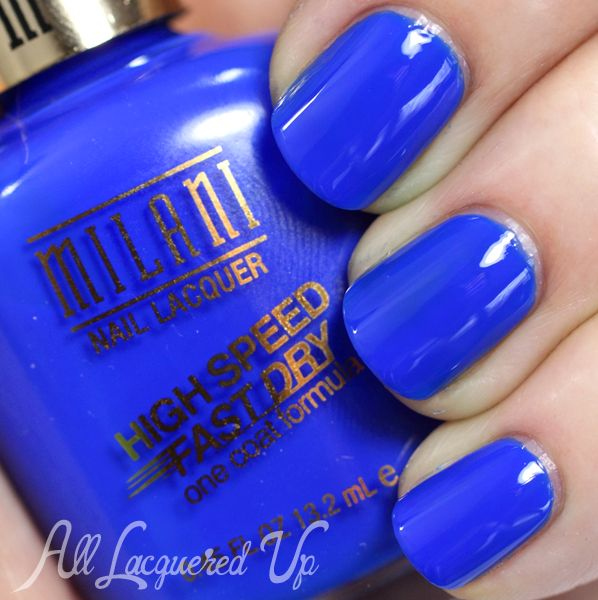 New Milani Nail Polish Colors, Perfect for Spring | Manicuras ...