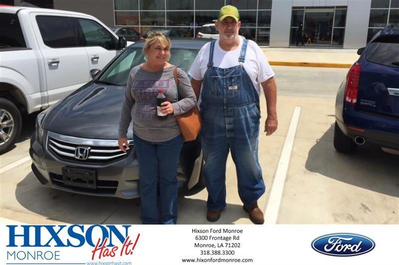 Hixson Ford Monroe >> Hixson Ford Of Monroe Customer Review Customer Reviews
