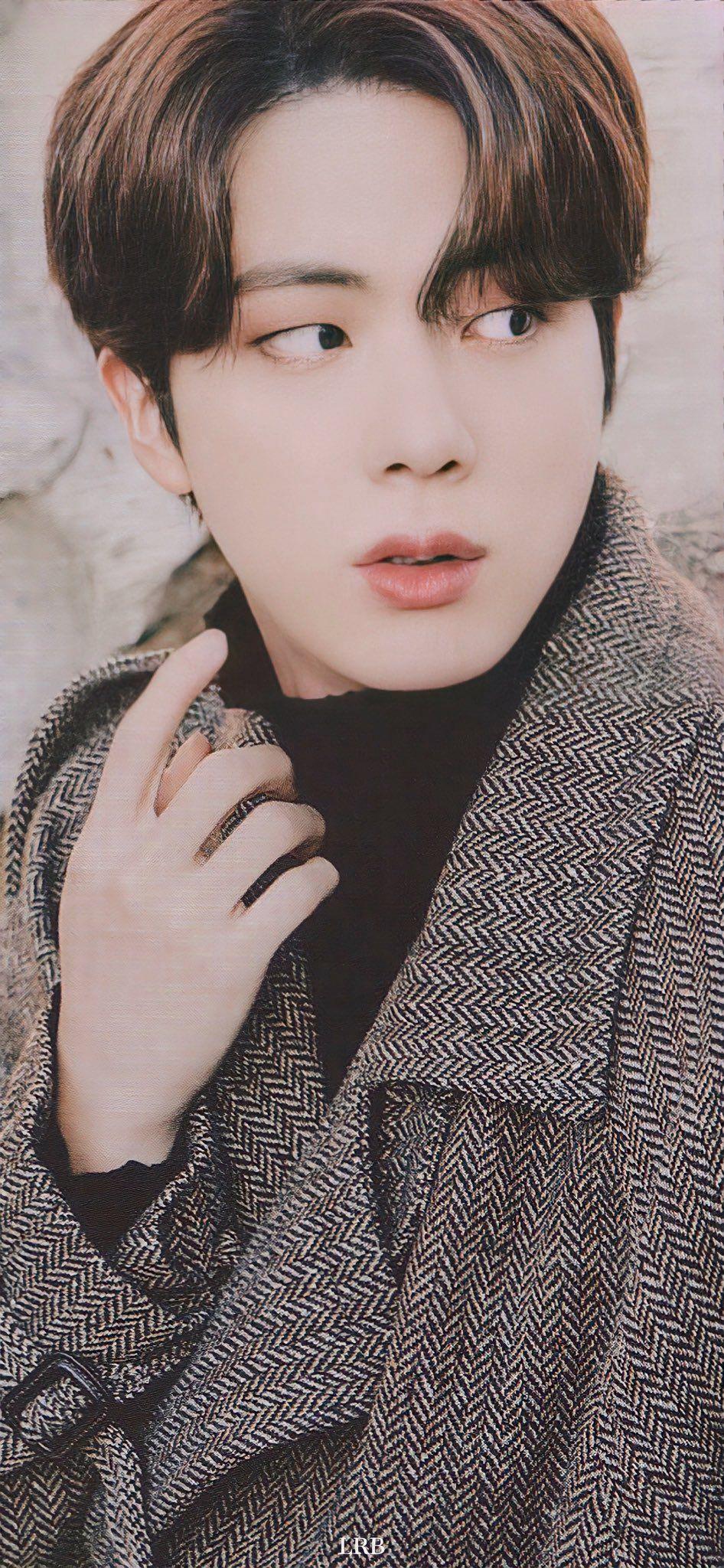 Bts kim seokjin hd wallpaper