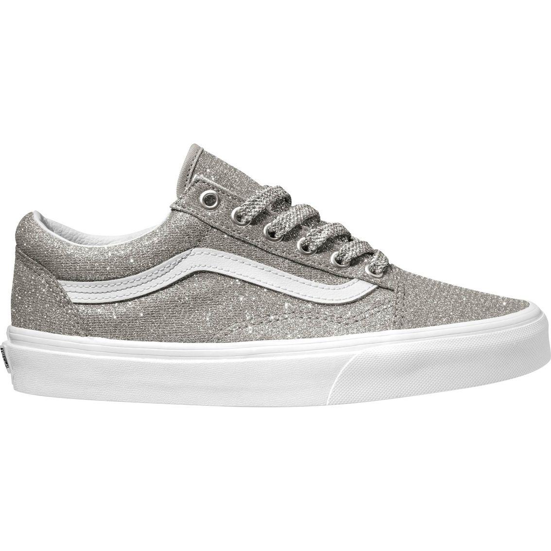 Old Skool Lurex Glitter Shoe