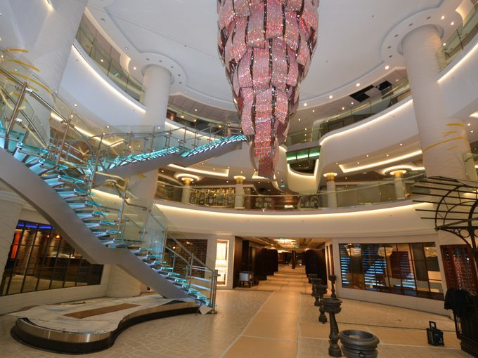 As On The Recently Unveiled Norwegian Getaway And