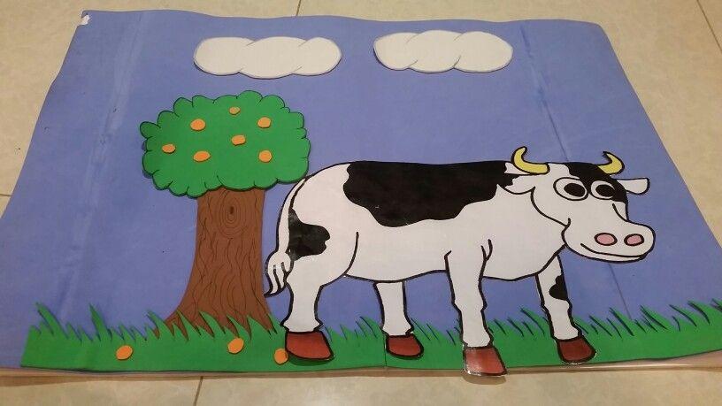 مثير الحلقه بعنوان مشتقات الحليب وهو انشودة يابقرة صبي لبن Preschool Activities Kindergarten Activities