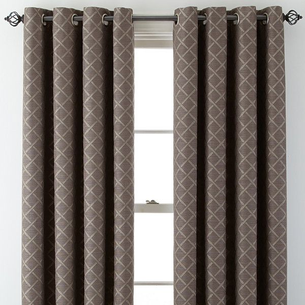 Decor: Interesting Interior Home Decor With Pennys Curtains ...