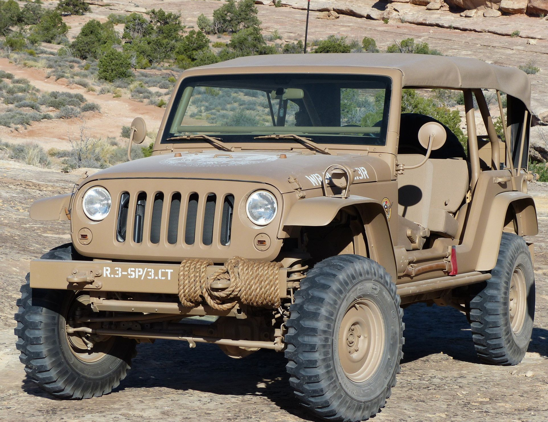 jeep wrangler africa concept: the one we really want them to build