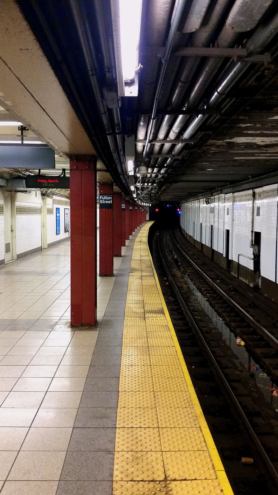 New York City Subway image by Bruce Salinger Fulton
