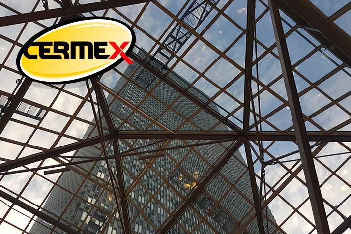 Cermex ofrece el dise o fabricaci n y montaje de estructuras met licas ligeras y semi pesadas - Estructuras metalicas ligeras ...