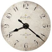 """Found it at Wayfair - Moment In Time Enrico Fulvi Gallery Oversized 32"""" Wall Clock"""
