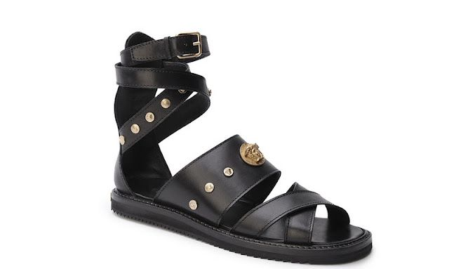 4ae8656297768 Versace Men SS12 gladiator sandals